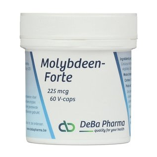 DEBA PHARMA HEALTH PRODUCTS MOLYBDEEN FORTE (60 V-CAPS)