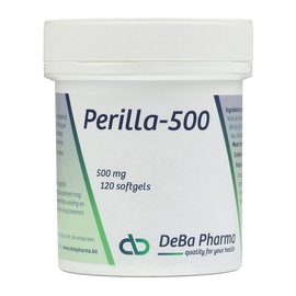 DEBA PHARMA PÉRILLA 500 (120 SOFTGELS)