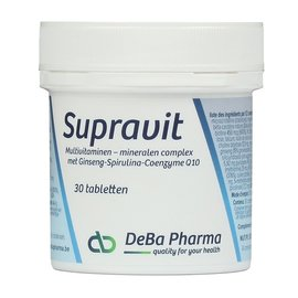 DEBA PHARMA HEALTH PRODUCTS SUPRAVIT (30 TABLETTEN)