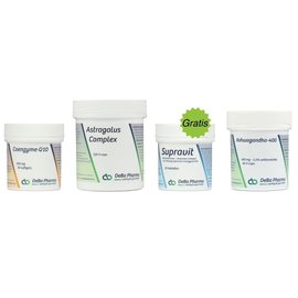 DEBA PHARMA HEALTH PRODUCTS DEBA ENERGY PACK