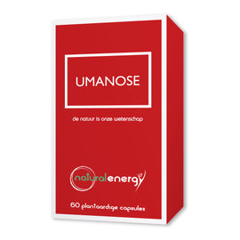 NATURAL ENERGY UMANOSE (60 V-CAPS)