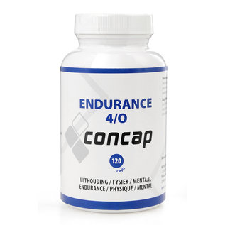 CONCAP SPORT ENERGY BOOST CONCAP ENDURANCE 4 O (120 CAPS)