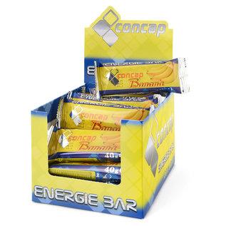 CONCAP SPORT ENERGY BOOST CONCAP ENERGY BAR BANANA (20 x 40 G)