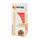 CONCAP CONCAP LIQUID MULTIVITAMINS - VLOEIBARE MULTIVITAMINEN SPORT (500 ML)
