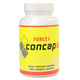 CONCAP SPORT ENERGY BOOST CONCAP FORCE 1 (120 CAPS)