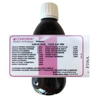 CONFORMA SAN BI WAN - CHEN KAI YAN HC (250 ML)