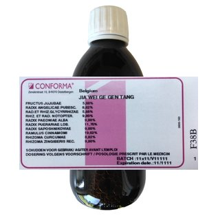 CONFORMA JIA WEI GE GEN TANG HC (250 ML)