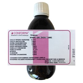 CONFORMA WANG QIU ZHOU TANG HC (250 ML)