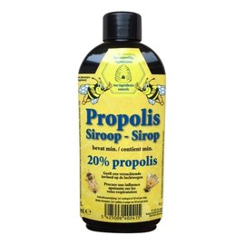 BIJENHOF BEE PRODUCTS PROPOLISSIROOP (200 ML)
