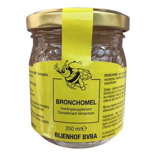 BIJENHOF BEE PRODUCTS BRONCHOMEL (250 ML)