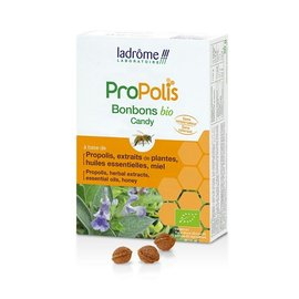 LADRÔME LABORATOIRE BONBONS À LA PROPOLIS BIOLOGIQUES (50 G)