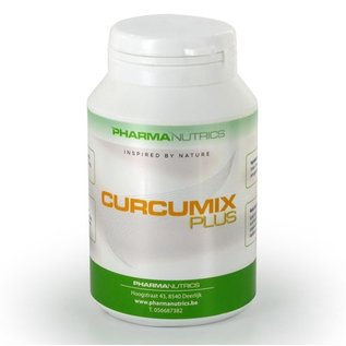 PHARMANUTRICS INSPIRED BY NATURE CURCUMIX PLUS (60 TAB)
