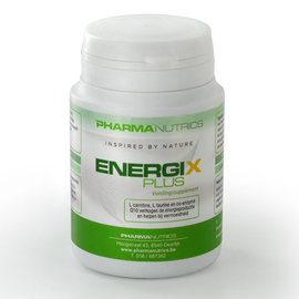 PHARMANUTRICS INSPIRED BY NATURE ENERGIX PLUS (90 TAB)