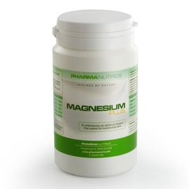 PHARMANUTRICS INSPIRED BY NATURE MAGNESIUM PLUS (90 TAB)