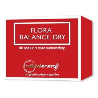 NATURAL ENERGY FLORA BALANCE DRY (30 V-CAPS)