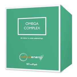 NATURAL ENERGY OMEGA COMPLEX 3-6 (90 SOFTGELS)