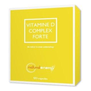 NATURAL ENERGY VITAMINE D COMPLEX FORTE (120 PERLES)