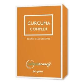 NATURAL ENERGY CURCUMA COMPLEX 500 MG (90 CAPS)