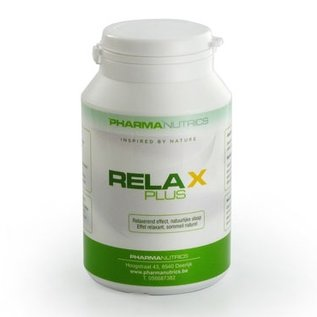 PHARMANUTRICS INSPIRED BY NATURE RELAX PLUS (60 V-CAPS)