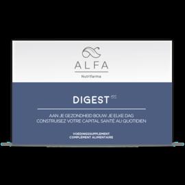 ALFA NUTRIFARMA NUTRICEUTICALS ALFA DIGEST - BETAINE HCL (60 V-CAPS)