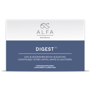 ALFA BY NUTRIFARMA NUTRICEUTICALS ALFA DIGEST - BETAINE HCL (60 V-CAPS)