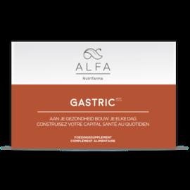 ALFA NUTRIFARMA NUTRICEUTICALS ALFA GASTRIC - MAAGZUUR EN REFLUX (60 V-CAPS)