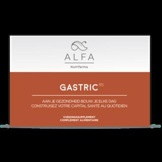 ALFA BY NUTRIFARMA NUTRICEUTICALS ALFA GASTRIC - MAAGZUUR EN REFLUX (60 V-CAPS)