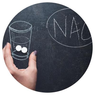 NAC-suppletie bij paracetamolgebruik kan belangrijk zijn voor patiënten die langdurig aangewezen zijn op pijnstilling met paracetamol