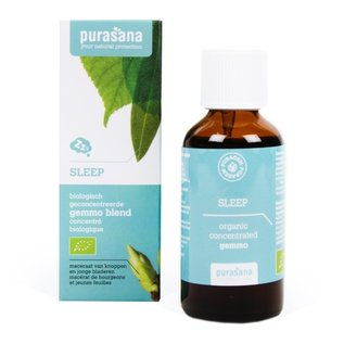 PURASANA NATURAL PROTECTION PURAGEM SLEEP (50 ML)