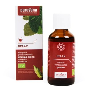 PURASANA NATURAL PROTECTION PURAGEM RELAX (50 ML)