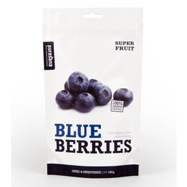 PURASANA NATURAL PROTECTION BAIES DE MYRTILLES BLUEBERRIES SUPER FRUIT (150 G)