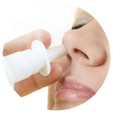 Bent u verslaafd aan neusspray? Een neusspray op basis van zilver en zink kan hulp bieden.