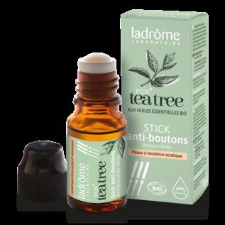 LADRÔME LABORATOIRE STICK ANTI-BOUTONS PUR'TEA TREE (10 ML)