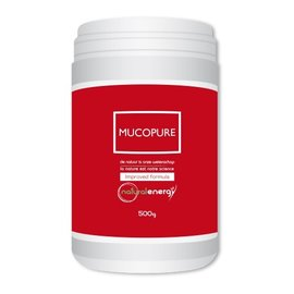 NATURAL ENERGY MUCOPURE (500 G)