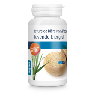 PURASANA NATURAL PROTECTION LEVENDE BIERGIST 300 MG (120 CAPS)