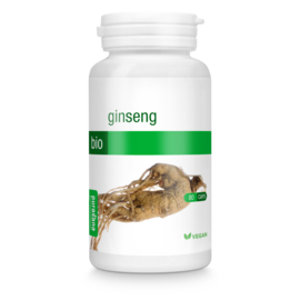 PURASANA NATURAL PROTECTION GINSENG BIO - PANAX GINSENG 300 MG (80 V-CAPS)
