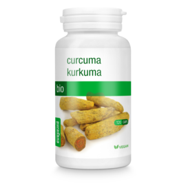 PURASANA NATURAL PROTECTION KURKUMA BIO - CURCUMA LONGA 325 MG (120 V-CAPS)