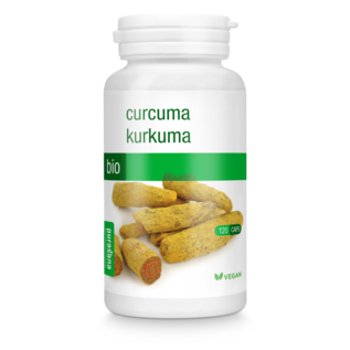 PURASANA NATURAL PROTECTION CURCUMA BIO - CURCUMA LONGA 325 MG (120 V-CAPS)