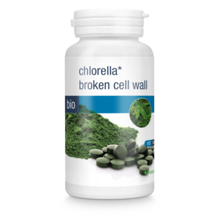PURASANA NATURAL PROTECTION CHLORELLA BIO (BROKEN CELL WALL) 500 MG (180 TABL)