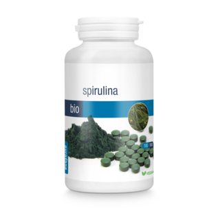 PURASANA NATURAL PROTECTION SPIRULINA BIO 500 MG (180 TABL)