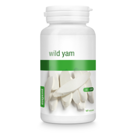 PURASANA NATURAL PROTECTION WILD YAM - DIOSCOREA OPPOSITA 300 MG (80 V-CAPS)