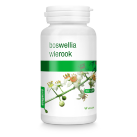 PURASANA NATURAL PROTECTION BOSWELLIA SERRATA - WIEROOK 150 MG (120 V-CAPS)