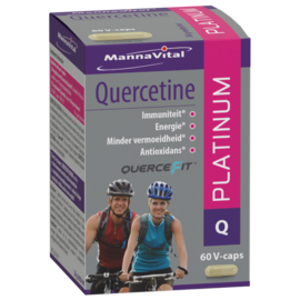 MANNAVITAL NATURAL PRODUCTS QUERCETINE PLATINUM QUERCEFIT (60 V-CAPS)