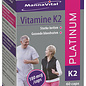 MANNAVITAL NATURAL PRODUCTS VITAMINE K2 PLATINUM (60 CAPS)