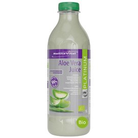 MANNAVITAL NATURAL PRODUCTS ALOE VERA JUICE PLATINUM BIO (1 L)