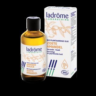 LADRÔME LABORATOIRE HUILE VIERGE D'AMANDE DOUCE BIOLOGIQUE (100 ML)