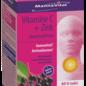 MANNAVITAL NATURAL PRODUCTS VITAMINE C + ZINC À L'EXTRAIT DE SUREAU (60 COMP À CROQUER)