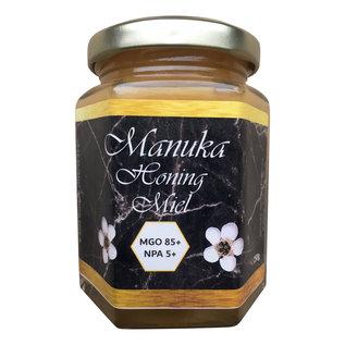 BIJENHOF BEE PRODUCTS MANUKAHONING MGO 85+ UMF 5 (250 G)
