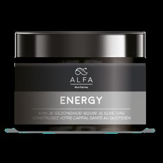 ALFA BY NUTRIFARMA NUTRICEUTICALS ALFA ENERGY - MENTALE & FYSIEKE ENERGIE (60 V-CAPS)