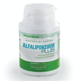 PHARMANUTRICS INSPIRED BY NATURE ACIDE ALPHA-LIPOÏQUE PLUS (60 V-CAPS)